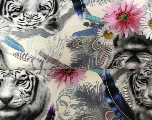 Jersey Stenzo Asien weißer Tiger