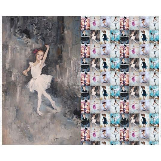 Stenzo Jersey-Panel Ballerina rose