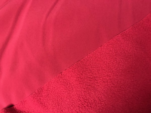 Softshell uni Pink