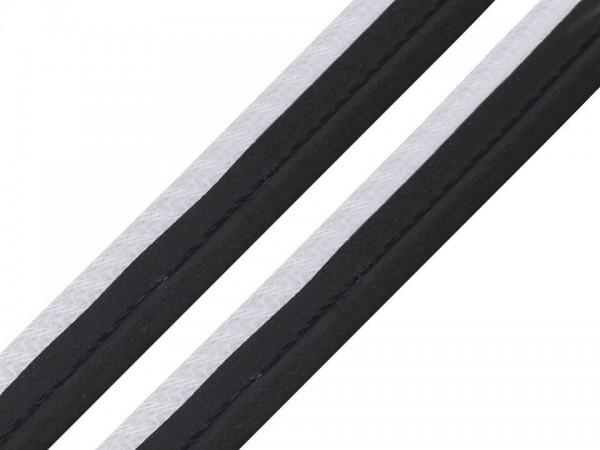 Reflektor-Paspel, schwarz, 1m