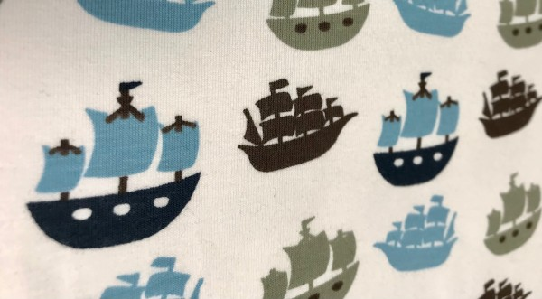 Jersey Segelschiffe